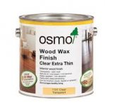 OSMO Polyx Hard Wax Oil #1011 Extra Thin