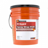 R Guard | Spray Wrap MVP | Air and- Water Barrier | WRB | By Prosoco