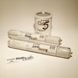 R-Guard | Cat 5 | Joint & Seam Filler | Fast Flash | Sample Kit | By Prosoco | + Fast Flash Spreader Tool