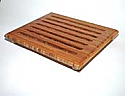 Custom Bamboo TRIVET to Protect Your Table - beautiful, earth-friendly AND useful!