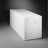 "Aerated Concrete Block 6"" x 8"" x 24"""