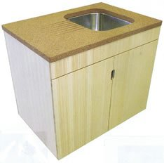 Suberra Cork Counter Kitchen