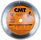 "CMT 253.072.12 - ITK FINISH COMPOUND MITER SAW BLADE - 12"" x 72 Tooth, 1-Inch Bore, thin kerf"
