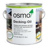 OSMO Decking Oil High Quality Natural Exterior Wood Finish